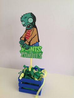 Decoración de la pared de plantas vs Zombies  EvaFoam  12