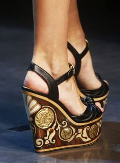 2980cfff4fde Dolce Gabbana shoes 2014 - want!
