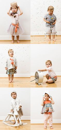 """I swear French kid's clothing is the cutest. And these pieces by by Louloueskimo are no exception..."" —Joy. I agree. :) http://louloueskimo.com/"