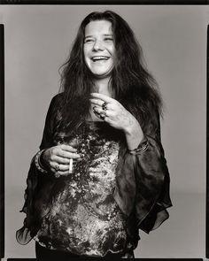 Janis Joplin by Richard Avedon, 1969