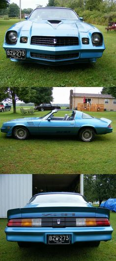 1978-1979 Camaro Fuel Door Emblem Standard Red White Blue w// Gold Bow Tie