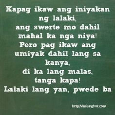 Best Tagalog Love Quotes for Valentines Day - Tagalog Sad Love Quotes Love Sayings, Inspirational Quotes About Love, Love Quotes For Her, Quotes For Him, Sad Quotes, Heartbreaking Quotes, Heartbroken Quotes, Patama Quotes, Hugot Quotes