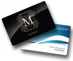plastic Luxury Business Cards printing in the UK at extremely competitively priced rates.