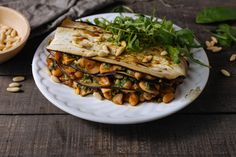 The ultimate vegetable lasagne with layers of vitamin-packed aubergine to replace pasta sheets, a rich cannellini bean ragu & homemade pesto. Vegetarian Lasagne, Vegetable Lasagne, Vegan Recipes Easy, Italian Recipes, Vegetarian Recipes, Lasagne Recipes, Homemade Pesto, Eat Smart, Veggies
