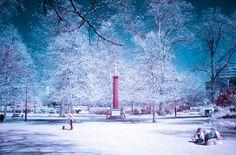 Parklife by humphreyhippo  #infrared #ir #southampton