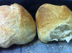 Vegan / APLV, sem ovo, sem leite e sem soja - Pão francês integral