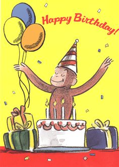 907 Best Curious George Images On Pinterest
