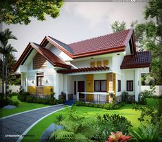 20 Photos of Small Beautiful and Cute Bungalow House Design Ideal for PhilippinesThis article is filed under: Small Cottage Designs, Small Home Design, Small House Design Plans, Small House Design Inside, Small House Architecture Bungalow Haus Design, Small Bungalow, Modern Bungalow House, Bungalow Exterior, House Outside Design, Small House Design, Small Cottage Designs, Philippines House Design, Philippine Houses