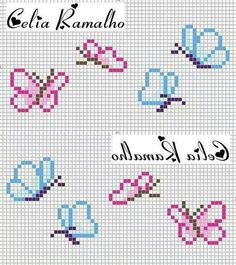 butterflies to go with alphabet letters or names