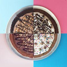 Baskin Robbins, Acai Bowl, Layout, Baking, Breakfast, Instagram Posts, Food, Acai Berry Bowl, Morning Coffee