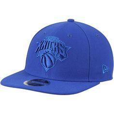 Men s New York Knicks New Era Blue Metallic Mark 9FIFTY Original Fit  Snapback Adjustable Hat 6c2b4561b0