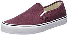 20f5ba495d6f Vans Men s Mn Slip-on Sf Low-Top Sneakers  Amazon.co.uk  Shoes   Bags
