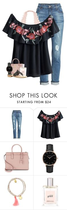 """""""Isaiah 53:5"""" by worthyofgrace ❤ liked on Polyvore featuring KUT from the Kloth, Kate Spade, Topshop, Jigsaw, philosophy and Jack Rogers"""