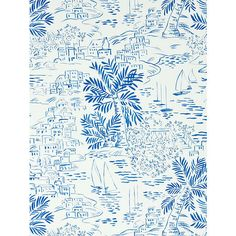 The wallpaper Homeport Novelty Marine - from Ralph Lauren is wallpaper with the dimensions m x m. The wallpaper Homeport Novelty Marine - PR White Wallpaper, Fabric Wallpaper, Bathroom Wallpaper, Pattern Wallpaper, Ralph Lauren, Mediterranean Wallpaper, Mediterranean Style, Textures Patterns, Print Patterns