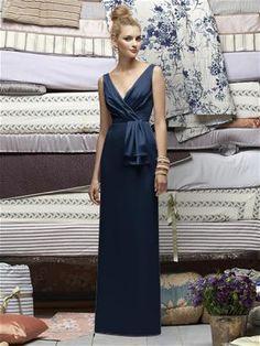 renaissance dress v-neck fl from dessy website