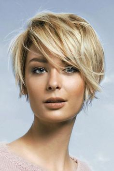 30 Fresh Short Hair Cut Ideas For Women28