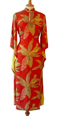 Discover recipes, home ideas, style inspiration and other ideas to try. 1940s Dresses, Vintage Dresses, Vintage Outfits, Vintage Clothing, 40s Outfits, Cool Outfits, Hawaiian Wear, Hawaiian Dresses, Vintage Hawaiian