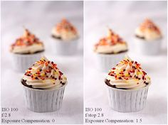 Yes! Tips on Food Photography! I have been following her blog for quite a while and I am always very very impressed by all her dessert shots! They look so yummy that I wish I could take them off th...