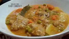 Stew, Meat, Chicken, Bocconcini, Recipes, Drink, Carrot, Beverage, Recipies