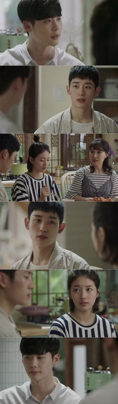 [Spoiler] Added episodes 15 and 16 captures for the #kdrama 'While You Were Sleeping - 2017'