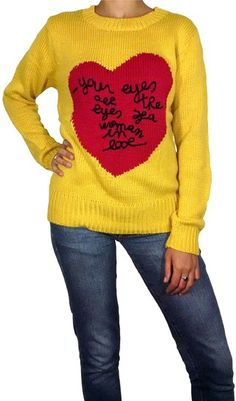 Sweater Corazón