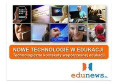 Nowe technologie w edukacji (prezentacja Marcina Polaka)