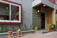 Restauration d'une maison de style moderne et minimaliste 5