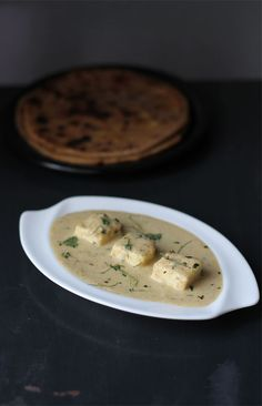 Methi malai paneer is a healthy blend of cottage cheese, dried fenugreek leaves, cream and spices. This dish is creamy, delicious and could be made easily if you have sudden guests at home.