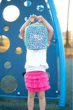 Personalized Insulated Soft-Sided Girl s School Lunch Bags c2cb51807425d