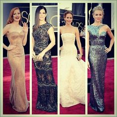 My favorites Best Dressed at the Oscars