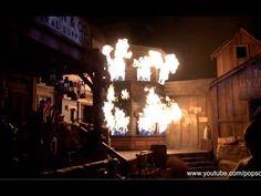 The Great Movie Ride (Western Version) POV Disney's Hollywood Studios Walt Disney World HD 1080p - YouTube