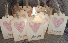 Wedding wish tree tags gift favors romantic by PiccadillyStation, $5.00