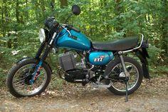 Honda Scrambler, Scrambler Motorcycle, Vespa, Classic Motors, Woodland Party, Cars And Motorcycles, Motorbikes, Vehicles, Scooters