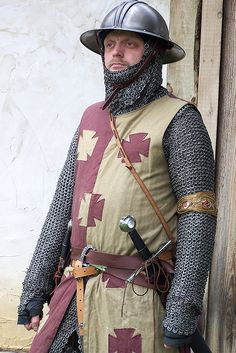 Knight of Ibelin by One lucky guy, via Flickr