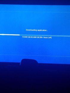 [Screenshot] When your Playstation 4 doesn't want you to play horizon zero dawn http://ift.tt/2lB5jVg