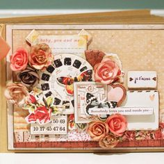 Love is in the Air Mini Album Kit by @Buttonfarmclub