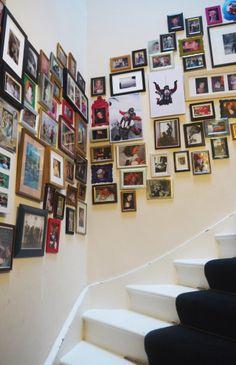creative stairway