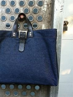 bag with jean
