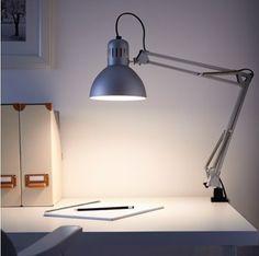 lampe de bureau articulée ikea pas cher