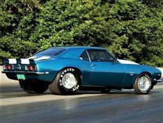 1968 Camaro Pro Street