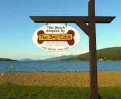 Lake George NY | the dog beach in lake george village ny is exclusively for dogs and ...