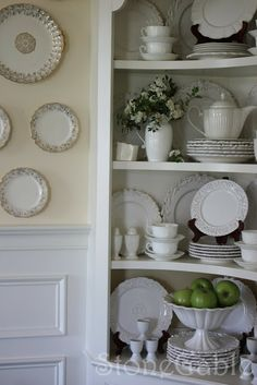 StoneGable: SUMMER CUPBOARD