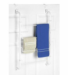 1000 Images About Over The Door Towel Rack On Pinterest