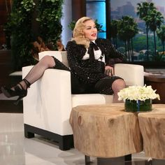 "Pin for Later: Madonna: ""I Think People Should Go More Crazy Over Me!"""