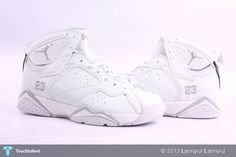 the latest 68127 2809a Nike-Air-Jordan-7-Retro-White-Mens-www.
