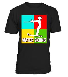 """# Water Skiing Silhouette Retro Pop Art Graphic T-Shirt .  Special Offer, not available in shops      Comes in a variety of styles and colours      Buy yours now before it is too late!      Secured payment via Visa / Mastercard / Amex / PayPal      How to place an order            Choose the model from the drop-down menu      Click on """"Buy it now""""      Choose the size and the quantity      Add your delivery address and bank details      And that's it!      Tags: Water Skiing Silhouette Retro…"""