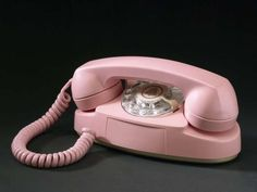 1950s Princess dial phone - Science & Society Picture Library/Getty Images