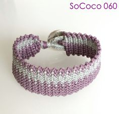 SoCoco - Life and Travel with a Capital Style Macrame Bracelets, Diamond, Unique, Handmade, Jewelry, Style, Hand Made, Jewlery, Jewels