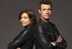 It was an impassioned note from Whiskey Cavalier exec producer Bill Lawrence that led ABC to briefly consider reversing its decision to cancel the freshman Scott Foley-Lauren Cohan series, per the network's top exec. Scott Foley, Lauren Cohan, Ana Ortiz, The Walking Dead, Big Shark, Shark Tank, Sleepy Hollow, Criminal Minds, Scandal