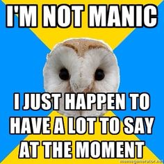 Hepatitis C Depression Code: 6923622697 Bipolar Humor, Bipolar Disorder Quotes, Bipolar Quotes, Living With Bipolar Disorder, Mental Illness Quotes, Mental Illness Awareness, Ptsd Awareness, Bipolar Depression Disorder, Social Anxiety Disorder